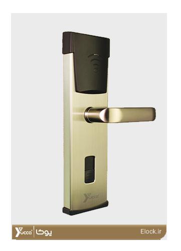 قفل هتلی کارتی VC-YC