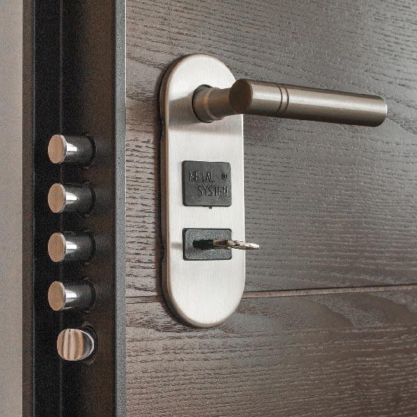 قفل درب اپارتمان